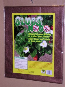 Slugs Nogo Copper Matting - 2m x 1m